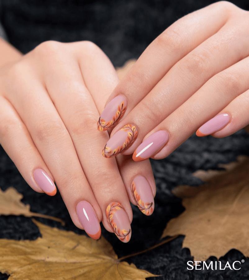 image7-2 | Модные идеи дизайна на овальные ногти