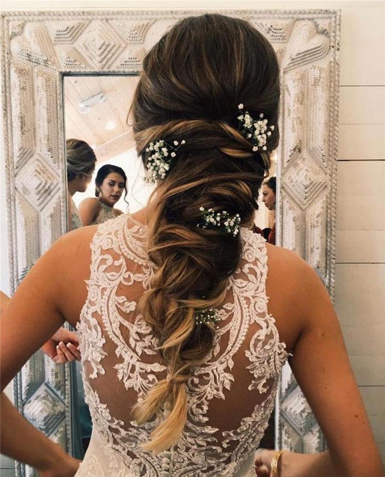 image20-2   70+ свадебных причесок 2019