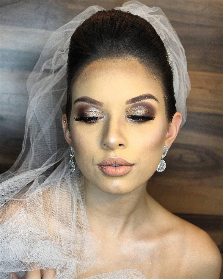 image33-2   70+ свадебных причесок 2019