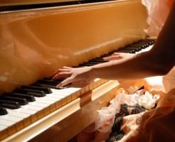 ピアノのデザインや音色が素晴らしい