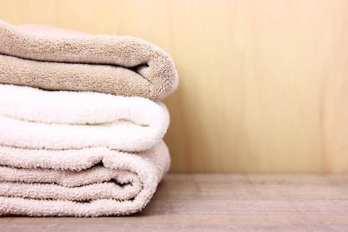 ストレートネック用にタオル枕を作っても安定感がない