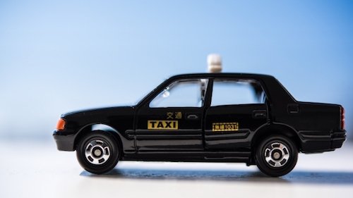 タクシードライバーは人間関係に悩まされない点で楽な仕事