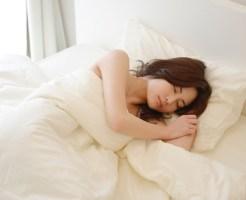 質の良い睡眠を得る