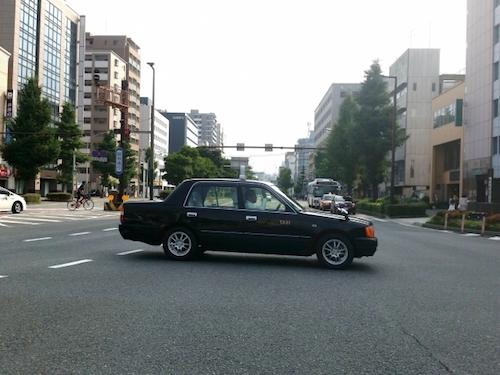 タクシー仕事内容 - いつでも休むことができる