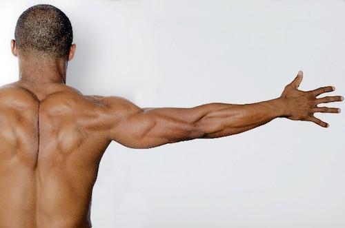 男性運動 - 注意力散漫