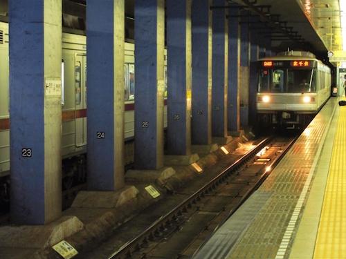 東京の地下鉄の複雑さ