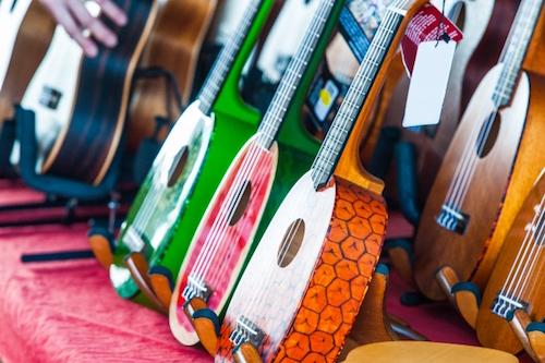 せっかく高いお金を払って買ったウクレレは、楽器買取専門サイトで売ろう!