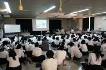 薬物乱用防止教室