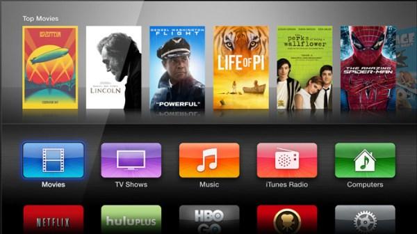 Apple TV, Chromecast y Roku