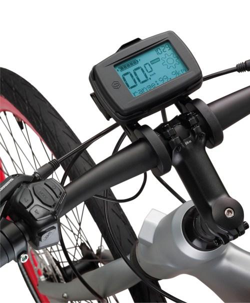 Bicicleta elétrica Piaggio Wi-Bike
