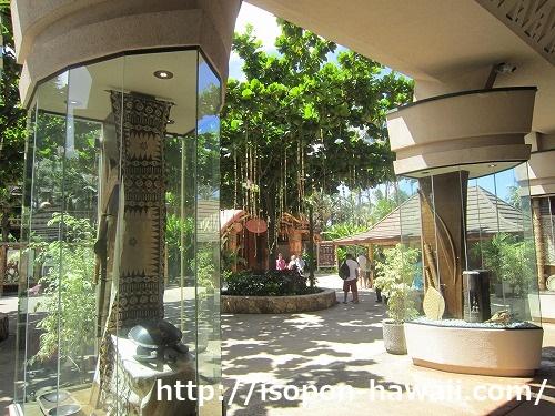 ポリネシアカルチャーセンターゲート