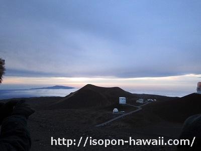 マウナケア山頂1
