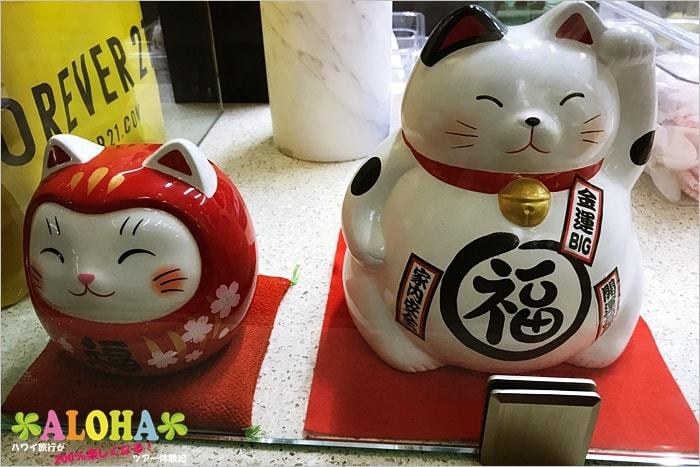 kokorocafe_招き猫