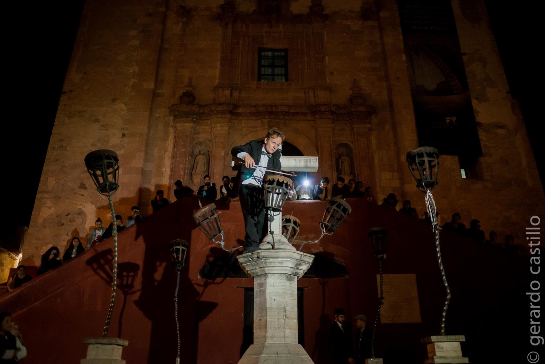 "Presenta Décor Sonore ""Urbaphonix"" dentro del XLIV FIC"