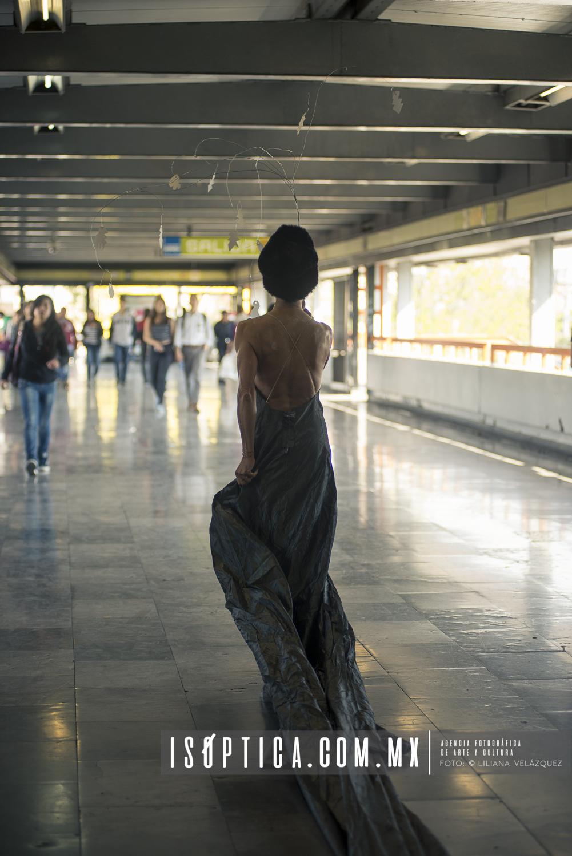 Subterráneo Escénico en metro CU