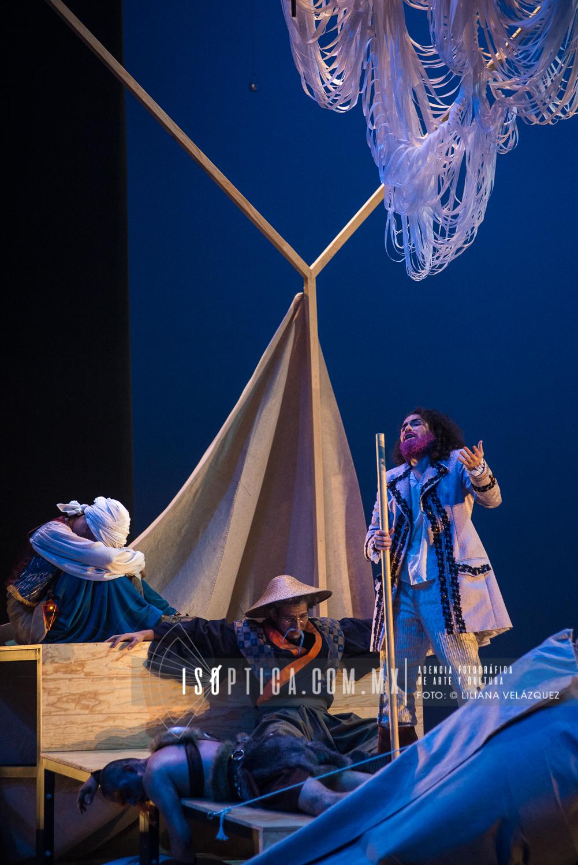 Estreno mundial en el marco del ciclo infantil La ópera es puro