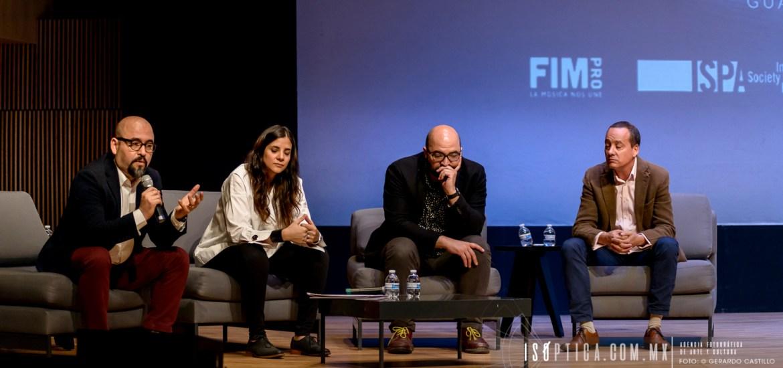 Presenta la UDG el FIMPRO e ISPA Guadalajara en la CDMX. Fotogra