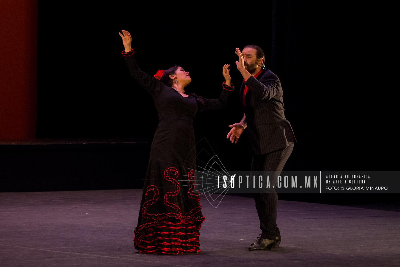 Caña y Candela Pura, Flamenco Sendero y Huella, 30 Aniversario, Lourdes Lecona