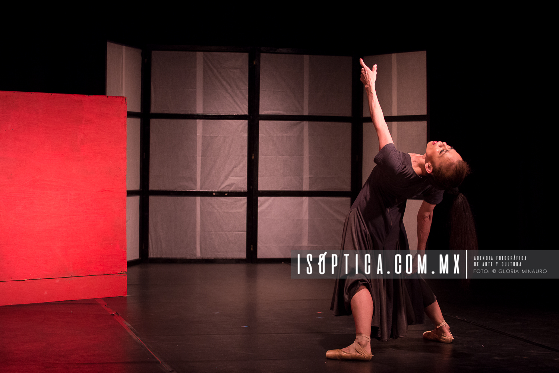 Danza X la Libre 2020, Olga Rodríguez, Estudio de un Encierro, ©Gloria Minauro/isoptica