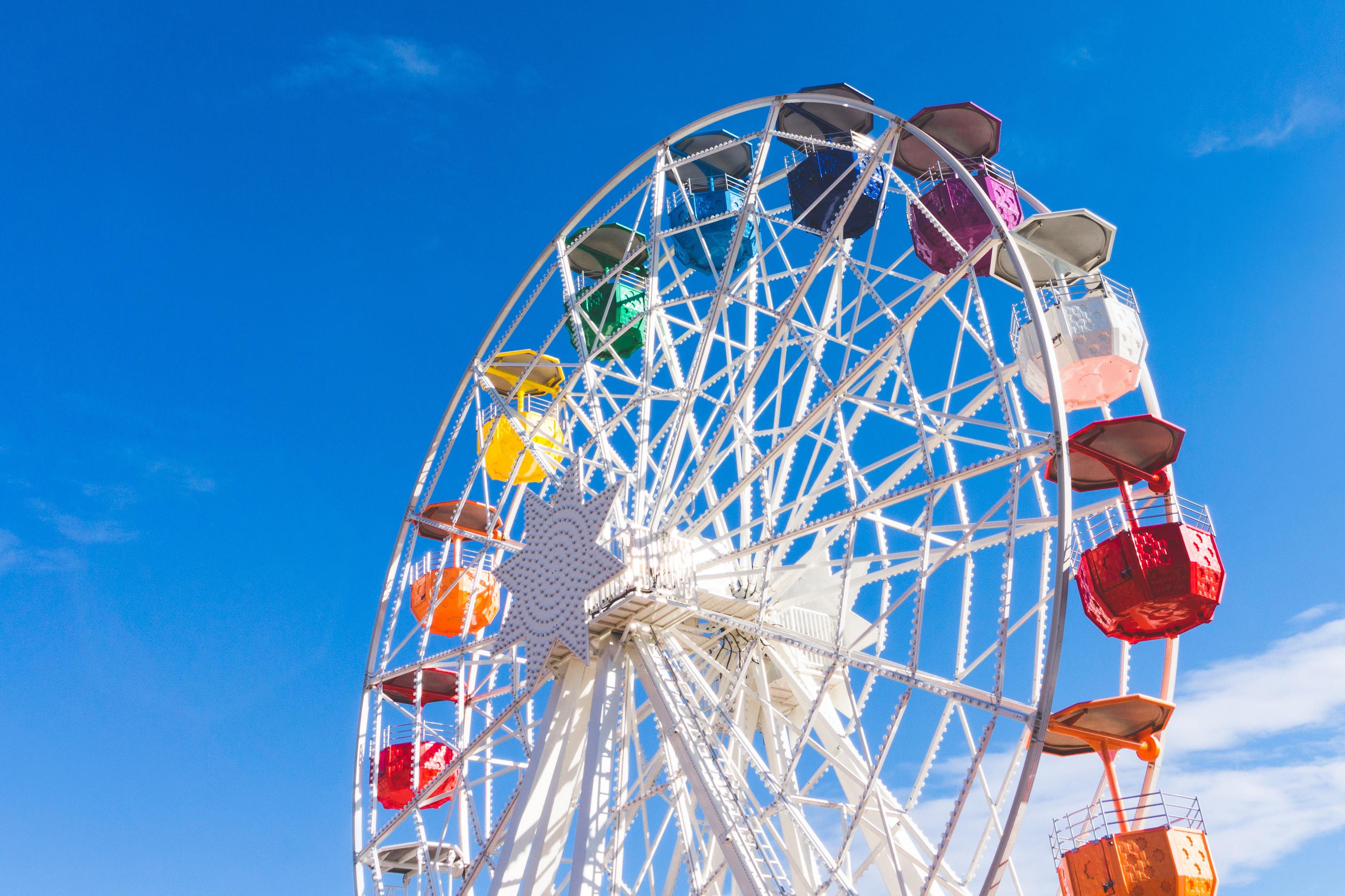 Ferris Wheel Free Stock Photo  ISO Republic