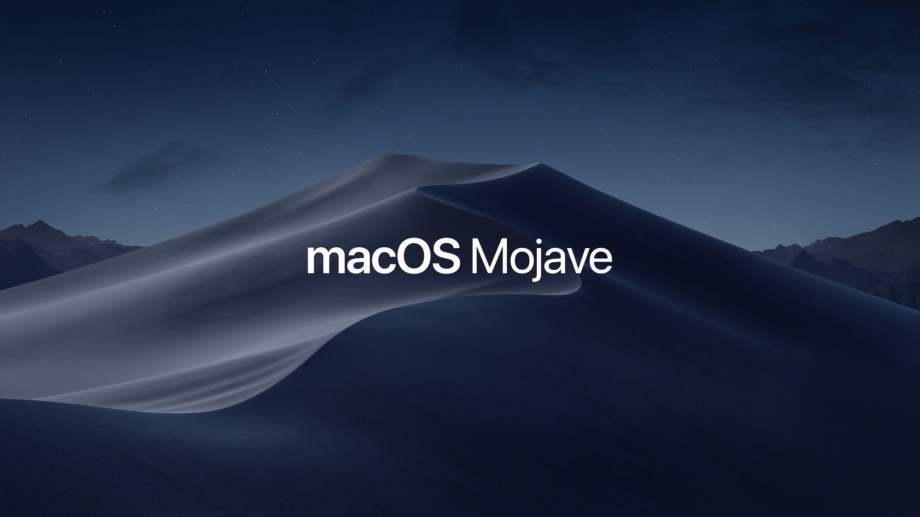 Mac OS mojave free download