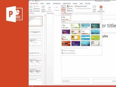 Microsoft office 2019 powerpoint