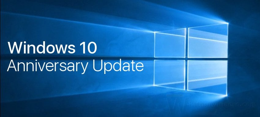 How to Download Windows 10 Anniversary Update ISO for free