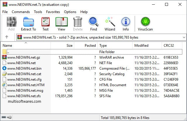 Where can you download WinRAR 5.80 Full Version Free for Windows