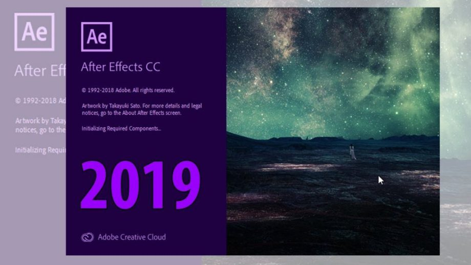 If are you looking for Adobe After Effects CC 2019 Full Version for MAC OS free download