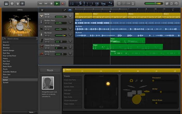 If are you looking for GarageBand for Mac free download