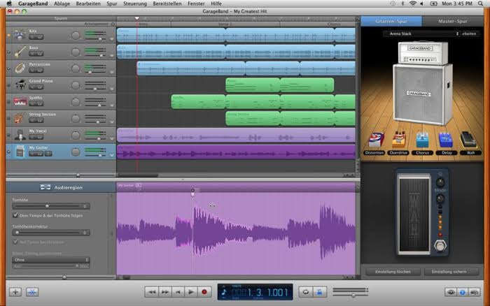 How to download GarageBand for Mac free with latest version