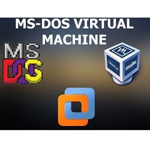 Download and Install MS-DOS Disk Image in Virtual Machine