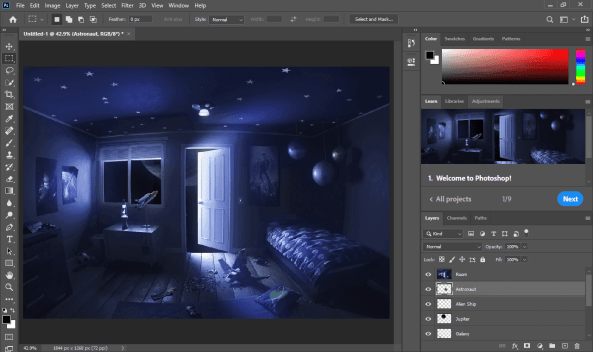 Where can you download Adobe Photoshop 2020 full version for Windows free