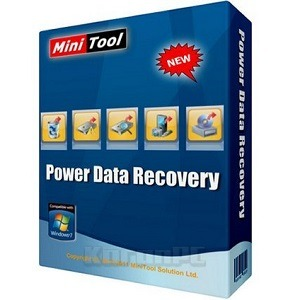 Download Minitool Power Data Recovery 2020 for free