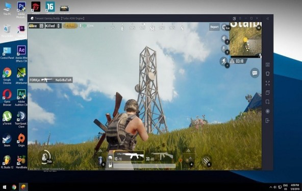 How to download Tencent Gaming Buddy on Windows PC free