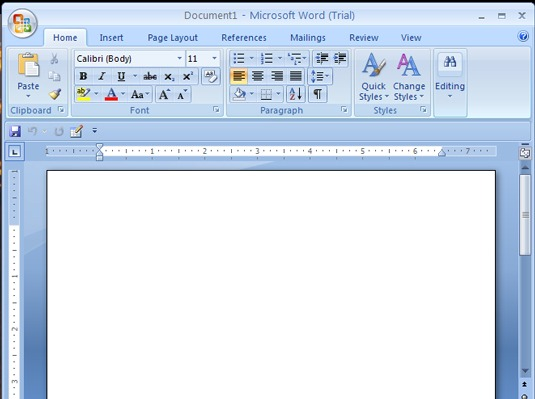 Download Microsoft Word 2007 full version for free - Isoriver