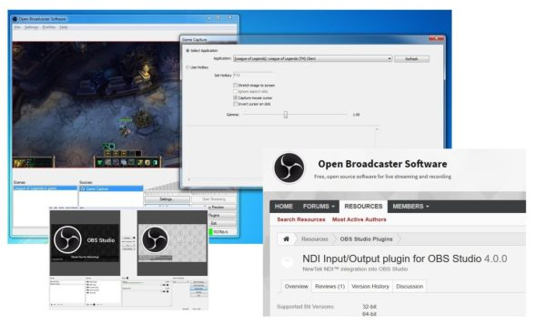 Where can you download Open Broadcaster Software 2020 for free
