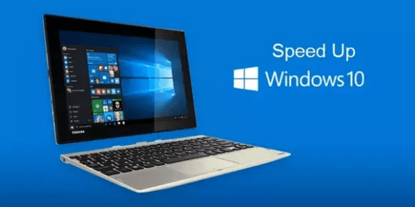 how to speed up windows 10 with command prompt