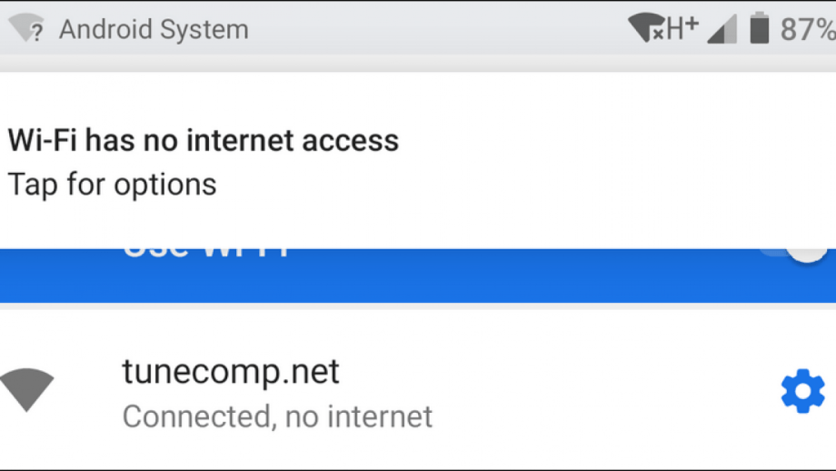 How to Fix WiFi Connected But No Internet Access Error