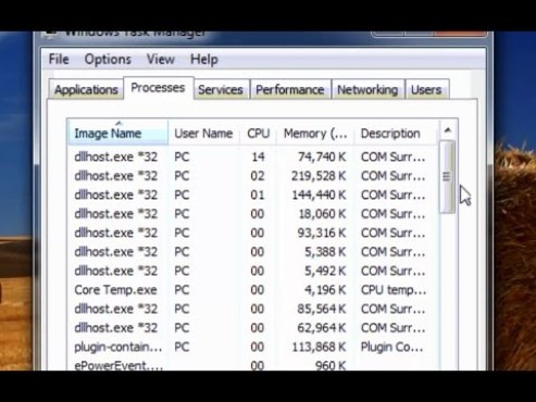 Remove Dllhost.exe COM Surrogate Virus