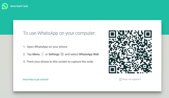 How to Scan Whatsapp Web QR Code