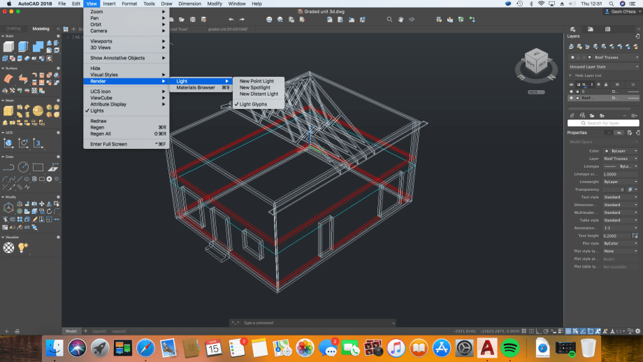 Where can you download AutoCAD 2018 for Mac