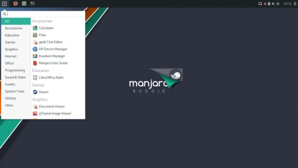 Where can you download Manjaro Linux 17.05 ISO for free