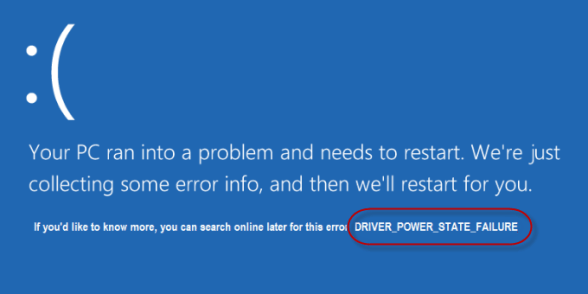 Solved: Driver power state failure [Windows 10, Nvidia, SSD]