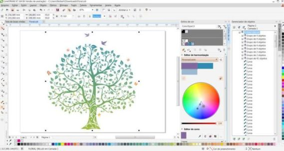 How to download Corel Draw X7 Portable for free