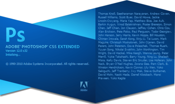 You can download Adobe Photoshop CS5 for free