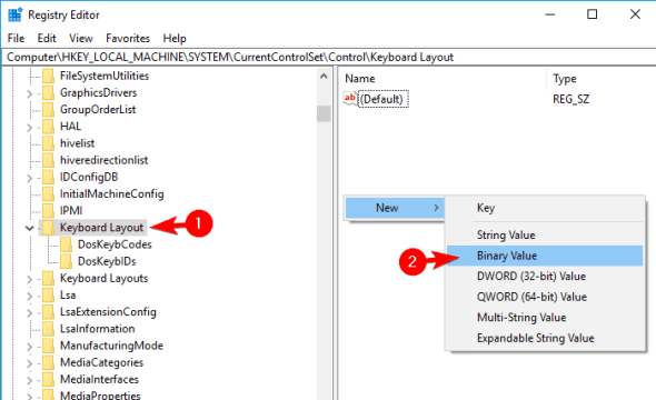 How to Enable or Disable Windows Key in Windows 10