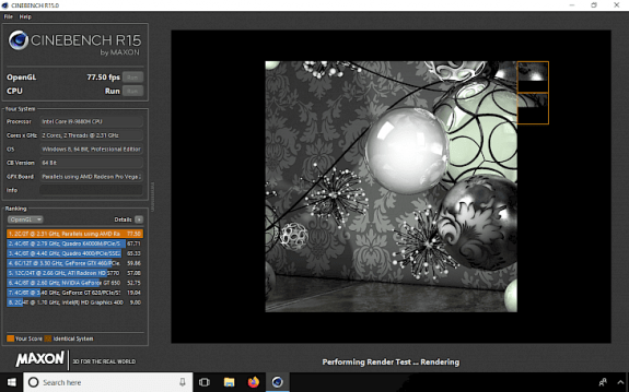 Download Cinebench with Latest Version for Free 1