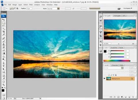 Adobe Photoshop CS4 Portable Full Version Download for free 1