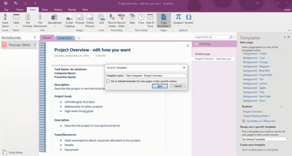 Where can you download Microsoft OneNote 2016 for free